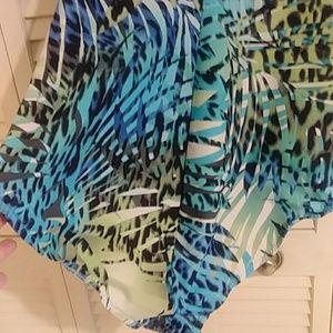Trimshaper Swim - FREE w/$15. Tropical bathing suit